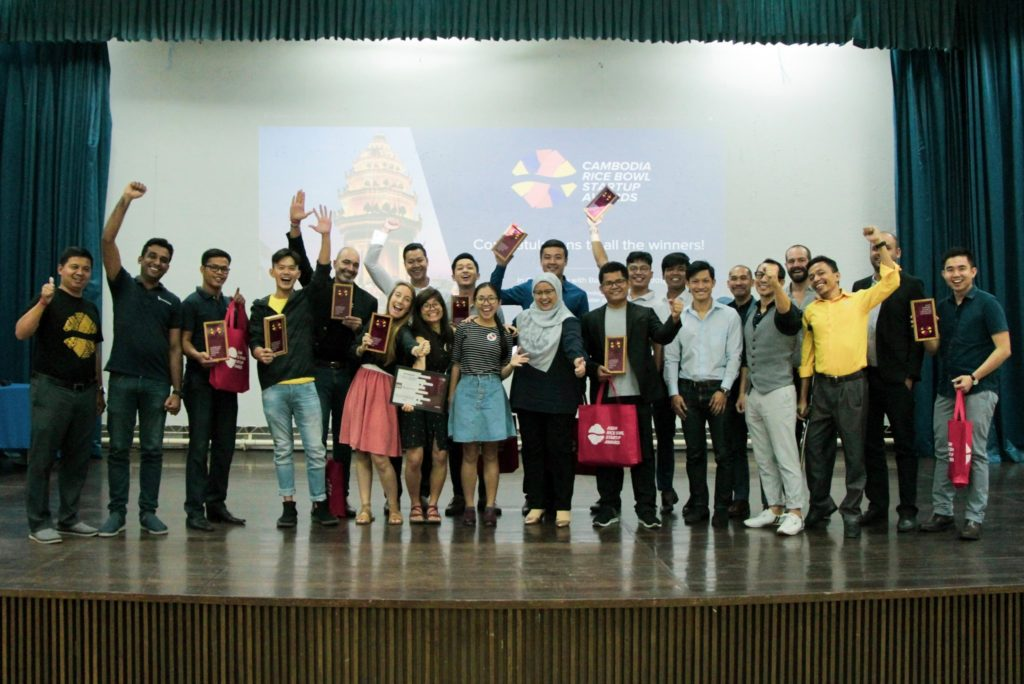 Cambodia Rice Bowl Startup Awards